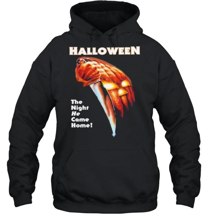 Halloween ladies shirt Unisex Hoodie