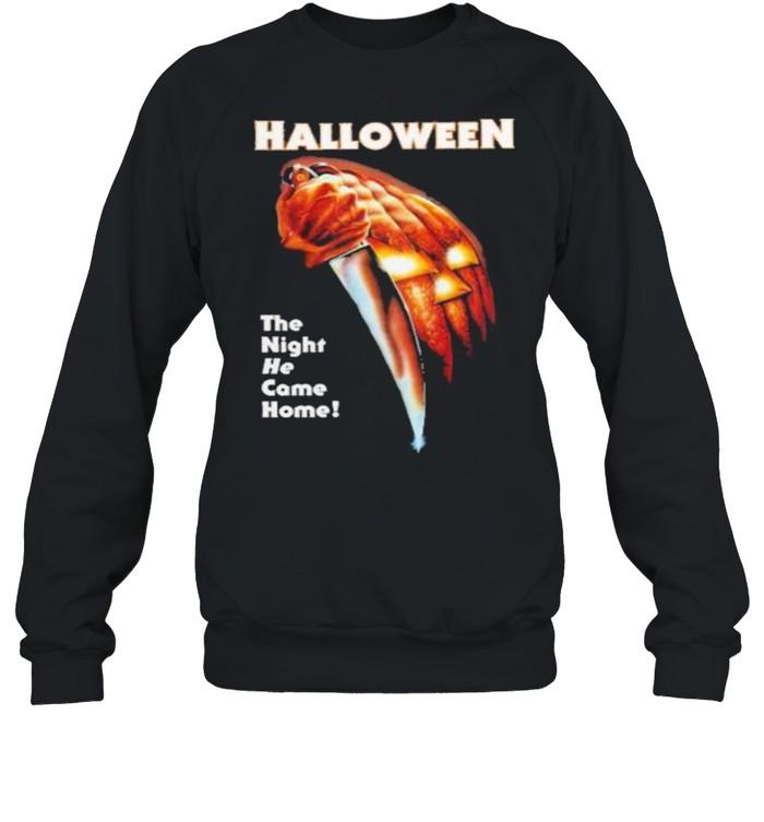 Halloween ladies shirt Unisex Sweatshirt