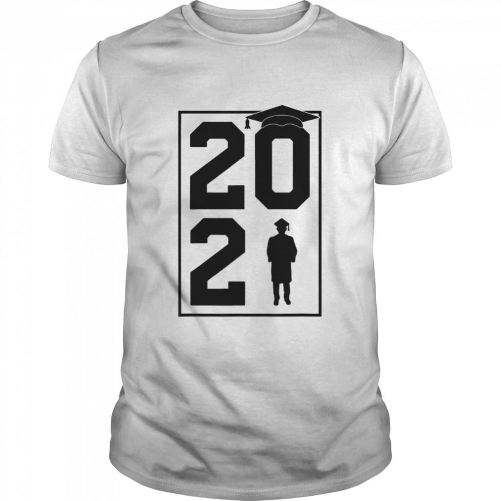 Class of 2021 Student Graduate Cap Family Senior Graduation shirt