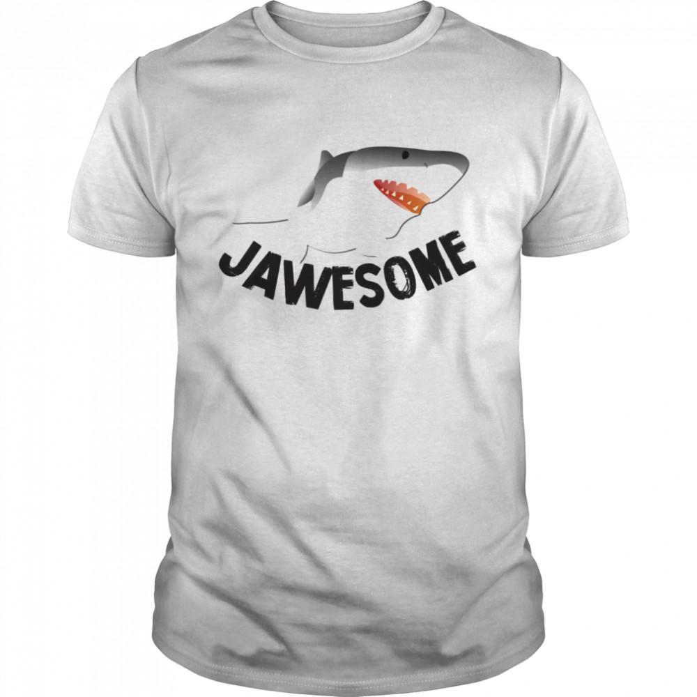 JAWESOME Shark Shirt