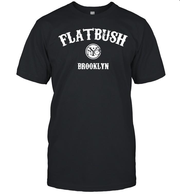 Flatbush Brooklyn Vintage Style shirt