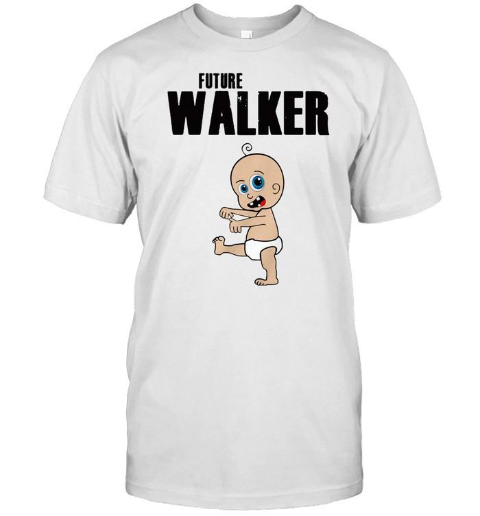 Future Walker Zombie Toddler Shirt